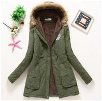 S-XXXL Дешевый для женщин Мех животных пальто для будущих мам/зима теплая длинное пальто куртка средней длины мужские парки теплые