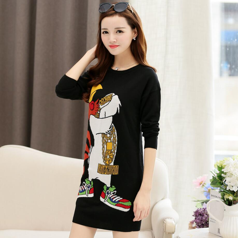 Cute Sweater Dresses Women