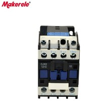 CJX2-1210 LC1 AC Contactor 12A 3P+1NO Normal Open Coil Voltage 380V 220V 110V 36V 24V 50/60Hz Din Rail Mounted Modular Contactor стоимость