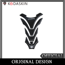 KODASKIN Motorcycle 3D Carbon Traction Tank Pad Sticker Decal GRIPPER STOMP GRIPS EASY for CBR1000RR All