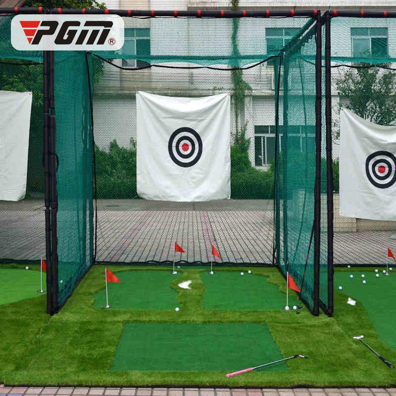 OEM гольф сетка 3*3*3 м большая клетка дворе Гольф тренировочная корзина Professional Combat клетка с мягкой