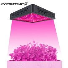 MarsHydro Mars II 1600W Upgraded LED Grow Light Full Spectrum Veg Flower Plant High Power Indoor Garden Hydroponic plant light