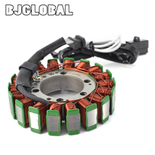 Motorcycle Stator Coil For Kawasaki ZX600 ZX636 ZX 636 600 Ninja ZX-6R ZX6R ZX6RR ZX-6RR 2005 2006 Magneto Generator Engine Coil цена