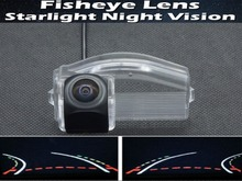 Reversing Camera Fisheye Trajectory Tracks 1080P Parking Car Rear view for Mazda 3 2004 -2013  Reversie