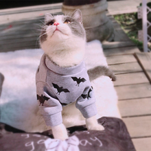 Cat Clothes  Cartoon Costume Pet Cute Fashion Novelty Leisure Kitten 50MYF047