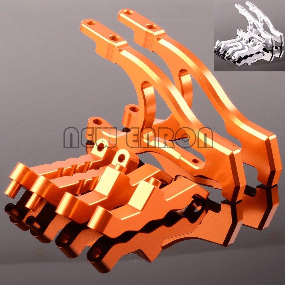 Nouveau ENRON aluminium RRONT & amortisseurs arrière 85438 pour RC 1/5 HPI Baja 5B SS Rovan KING moteur