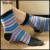 Mirisi mulheres cinco dedo do pé meias femininas coloridas cinco dedos meias calcetines meias de algodão cinco toe meias desodorante suave