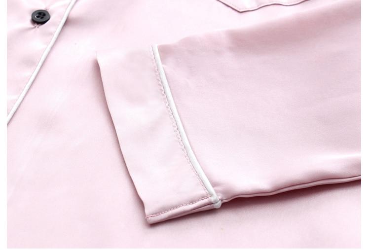 Queenral Women Silk Pajamas 7pcs Sets Pyjamas Set Women Underwear Home Clothes Sexy Pajamas For Women Night Suit Sleepwear  17