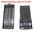 New Arrival Battery case for BaoFeng UV-5R TYT TH-F8 Same Size as 3800mAh Battery Support 6 AA Battery(Battery not included)