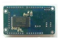 Development Board Designed for C51 C8051F340 with K9F5608 32MB Flash Chip