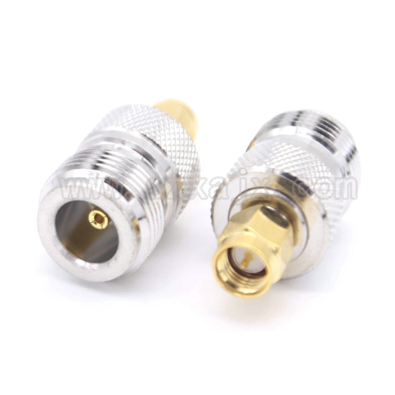 RF coaxial coax N to SMA connector N female to SMA male Plug adapter fast ship цена