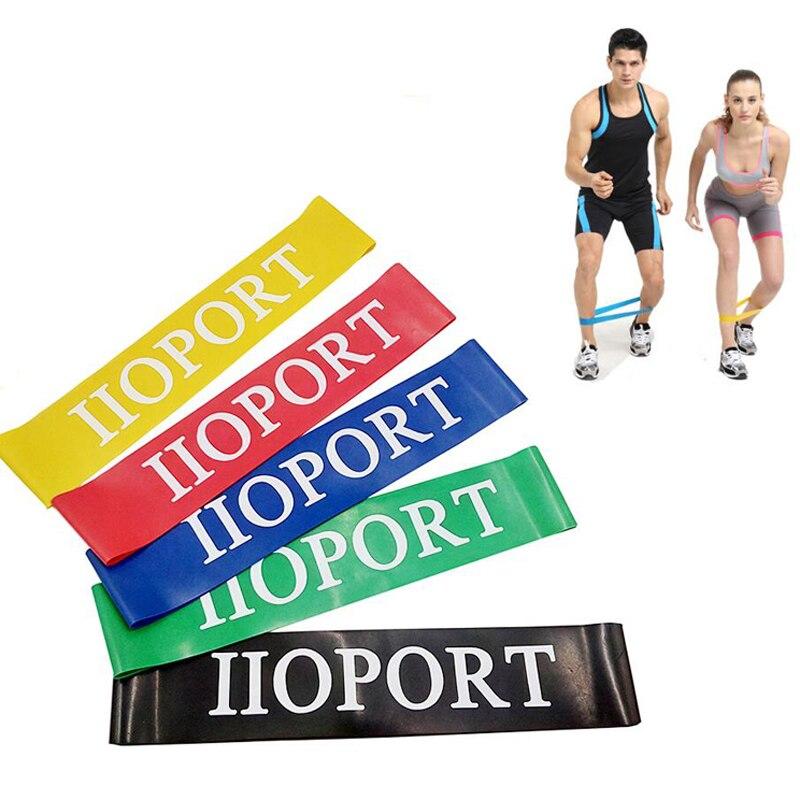 Spor Direnç Bantları CrossFit Egzersiz Döngü Gym Fitness Ekipmanları Gücü Egzersiz Eğitim Ekipmanları Genişletici Kauçuk Bantları