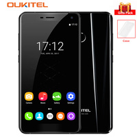OUKITEL U20 Plus Dual Cameras 4G Smartphone 5 5 IPS Screen Android 6 0 MTK6737 Quad