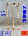 Пожилых сыновней почтительности Натурального дерева бамбука старая тростника альпенштоком танец реквизит Чаплин stick