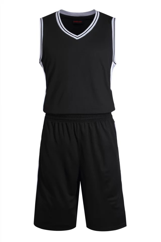1e8811df9b9 Blank Basketball Suit Team Name Logo Custom Usa Basketball Throwback Cheap  Sleeveless Basketball Uniforms Professional-in Basketball Jerseys from  Sports ...