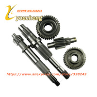 CF250 Gear Set CH250 CN250 Gear Shaft ATV 172MM CF 250cc Water Cooled Scooter Engine Parts SDC CF250 Drop Shipping