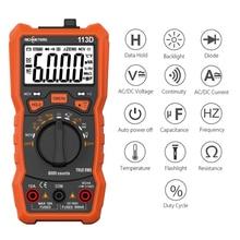 Digital Multimeter 6000 counts Auto Ranging AC/DC voltage meter