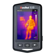 USB тепловизор профессиональный ручной тепловизор камера HD Инфракрасный Тепловизор инфракрасный термометр TFT дисплей экран