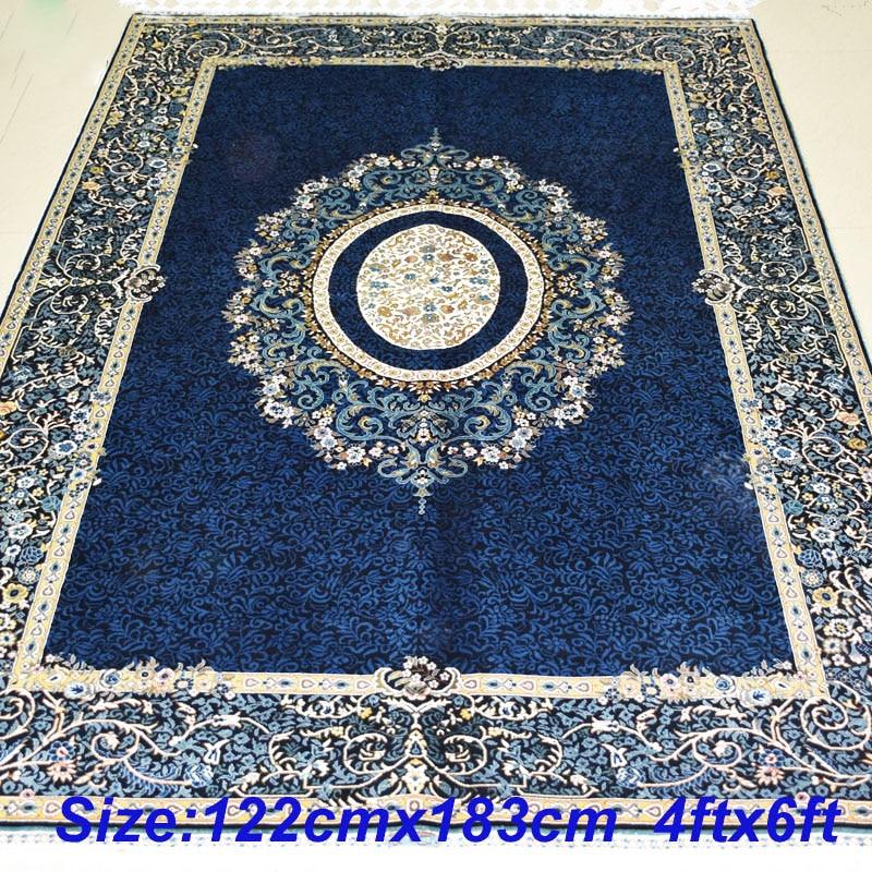 Mingxin Carpet 4x6 Feet Handmade Turkish Prayer Rug China Silk For Home Area Room Mat Tapete In From Garden On