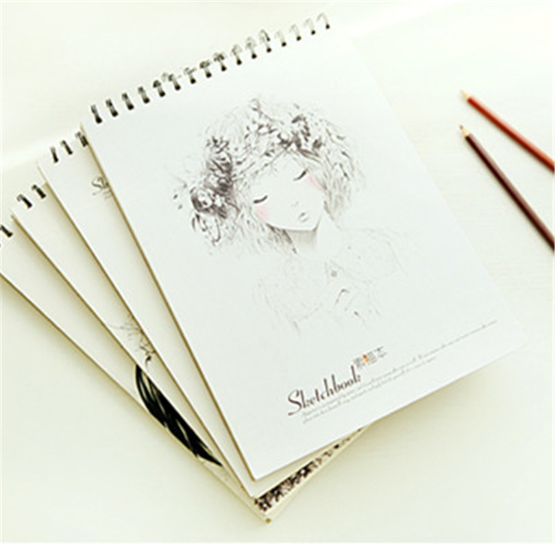 a4 50pages 30x21 5cm sketch paper gouache marker paper drawing paper