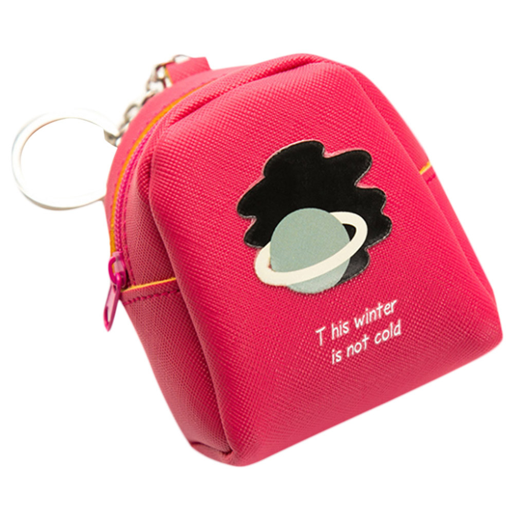 Bags For Women 2018 Coin Purse Girls Wallet Women Girls Cute Fashion Snacks Coin Purse Wallet Bag Change Pouch Key Holder