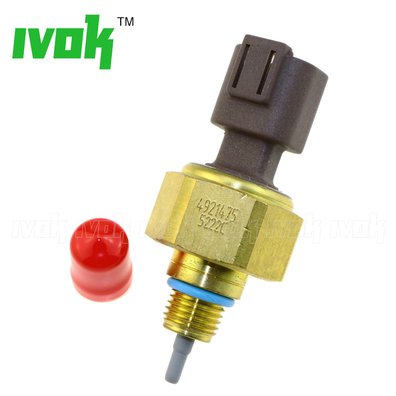 Engine Air Pressure Temperature Temp Sensor For Cummins ISX15 Diesel OEM 4921475