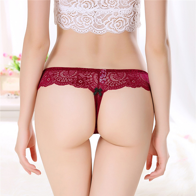 23ce234c79d Panties Women Underwear Women Lace Sexy Panties Women Thongs And G strings  Woman Underpants Thong G string Panties Knickers