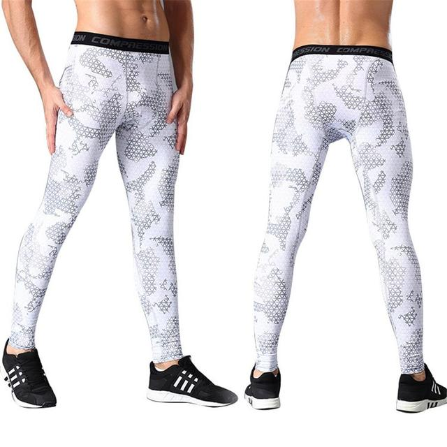 66c066e75c Sports Pants Mens Compression Tights Quick-drying Pants Outdoor Running  Training Basketball Pants Wear Fitness Pants Leggings