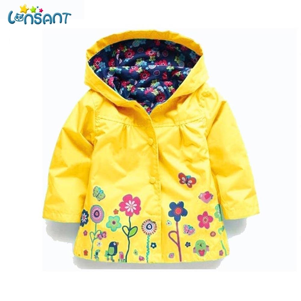 01cfb9abe41 LONSANT Παιδικό πανωφόρι παλτό Εξωτερικά ενδύματα Παιδικά Ένδυση ...