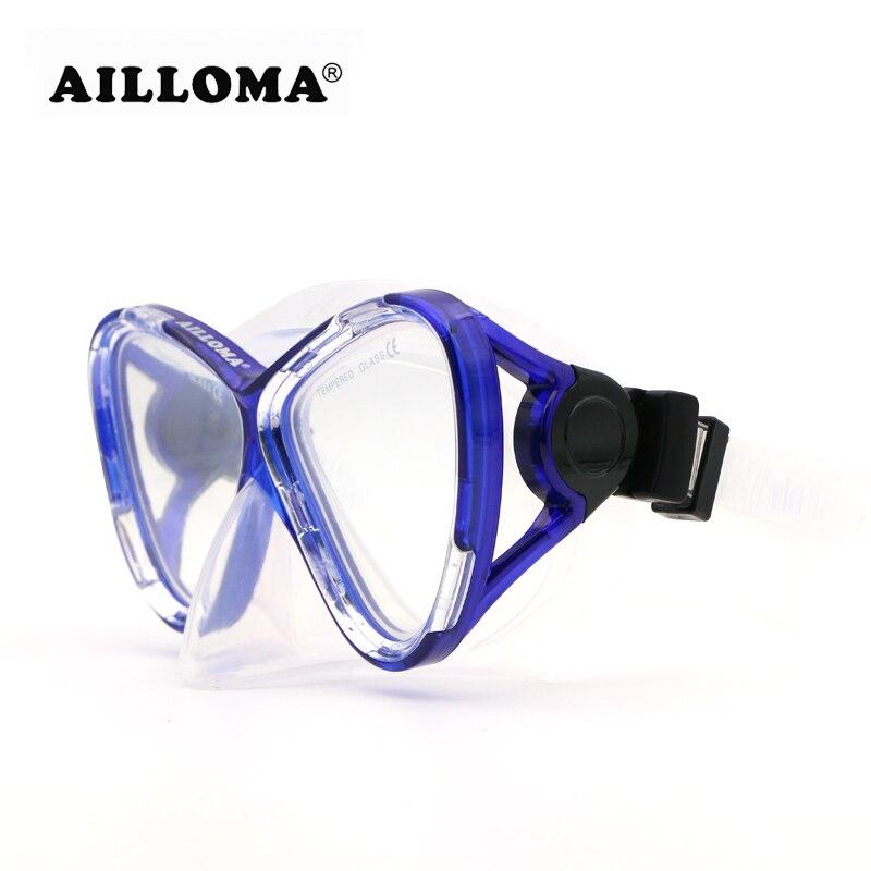 AILLOMA Silikon Yeni Sualtı Scuba Duman əleyhinə dalğıc - Su idmanı - Fotoqrafiya 5