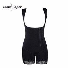 Maternity Bandage Tummy Trainer Corset Bodysuit
