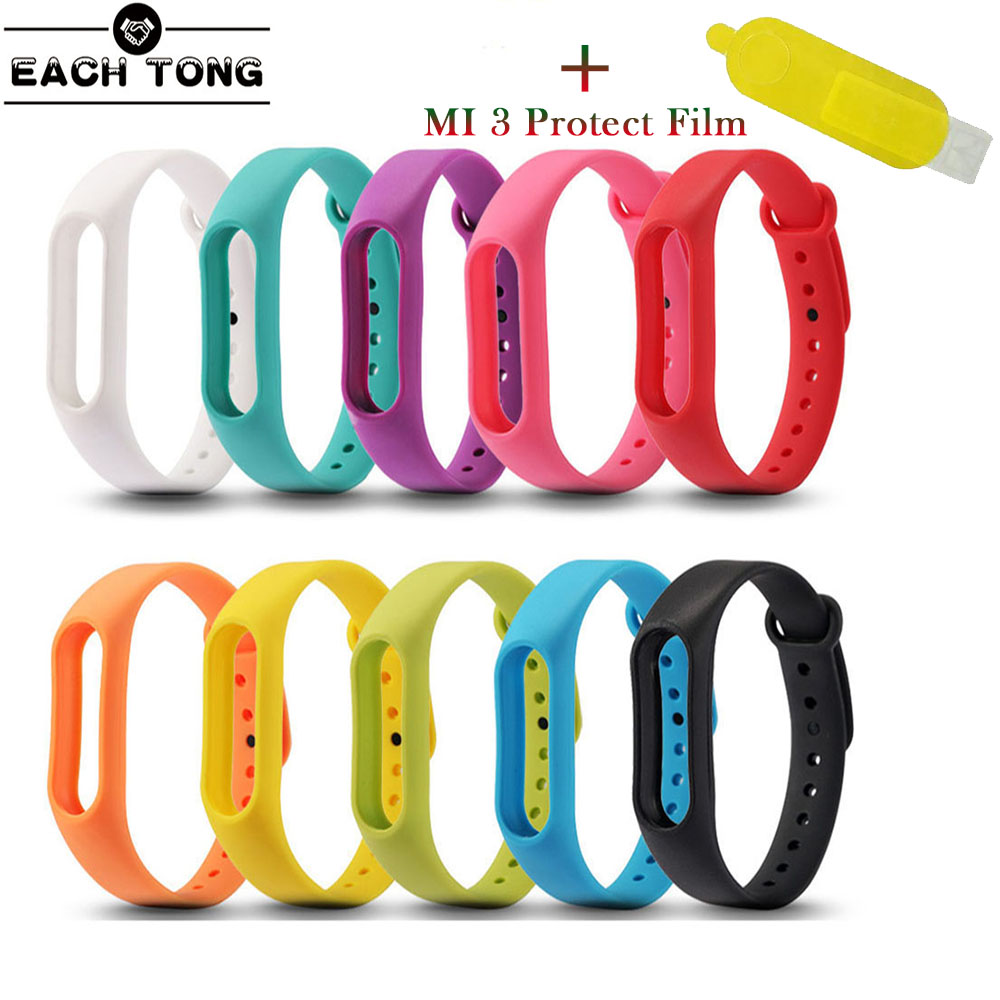 Mi Band 3 4 Strap Smart Accessories For Xiaomi Miband 3 4 Smart Wristband Replacement Of Mi Band 3 4 Strap