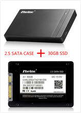 Zheino P1 USB3.0 External SSD 30GB Super Speed with 2.5 SATA Solid State Drive Replacement Of External Hard Drive Disk