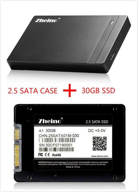 Zheino p1 ssd 30 gb super velocidad usb3.0 externa con 2.5 unidad de estado sólido sata reemplazo de disco duro externo disco