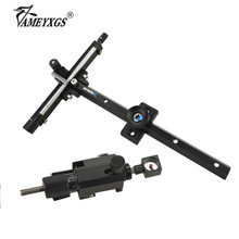 1pc Archery Recurve Bow Adjustable Sight Center Right Hand Aiming Scope For Hunting Shooting Accessories