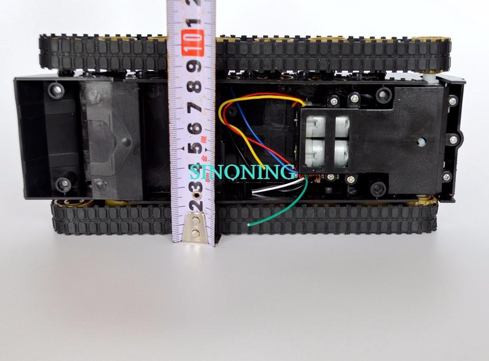 Tank Arduino SN700
