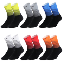 2019 New Cycling Socks Men Women Road Bicycle Socks Outdoor