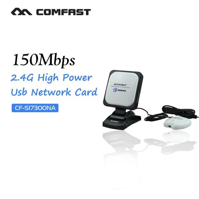 SINMAX WIRELESS USB ADAPTER TREIBER