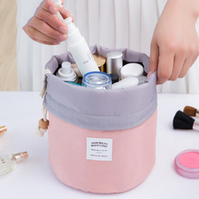 Women Neceser Drawstring Cosmetic Bag Fashion Travel Makeup Bag Organizer Make Up Case Storage Pouch Toiletry Beauty Kit 30 fashion eva cosmetic bag pvc travel organizer portable make up high quality transparent makeup case women toiletry bag neceser