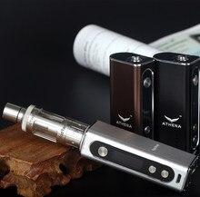 จีนเดิมvape ecig Athena 50วัตต์ควบคุมอุณหภูมิกล่องบุหรี่อิเล็กทรอนิกส์สมัยสมัย20เซ็ตขายส่ง