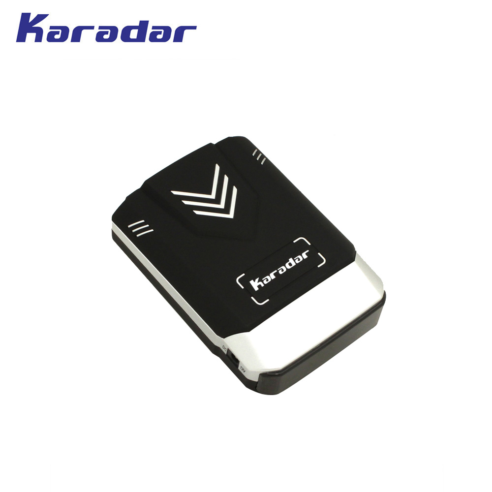 2019 KARADAR GPS combiné Radar détecteur Anti Radar voiture Radar détecteur GPS Laser Radar détecteur voix Strelka voiture-détecteur - 3