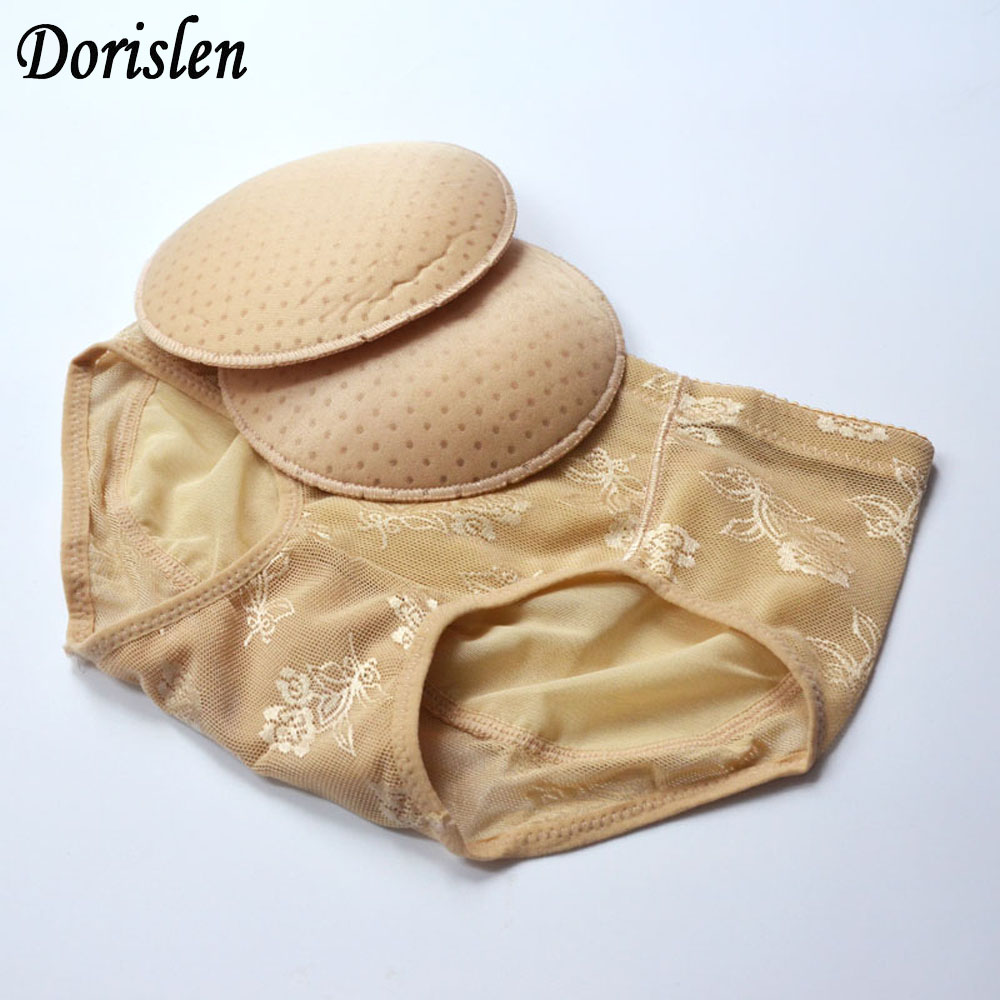 858cfe140 Dorislen 200pcs Lot Sexy Briefs Buttock Up Panty Body Shaping Underwear  Raise Your Hip Wholesale