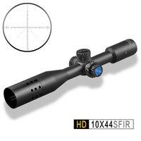 Discovery HD 10x44SFIR фиксированная мощность Охота прицел оптический освещение стекло гравированное сетка для тактический стрельба