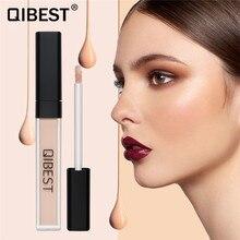 Полное покрытие 5 цветов жидкий консилер корректор для лица макияж глаз темные круги крем водонепроницаемый макияж База косметика для женщин