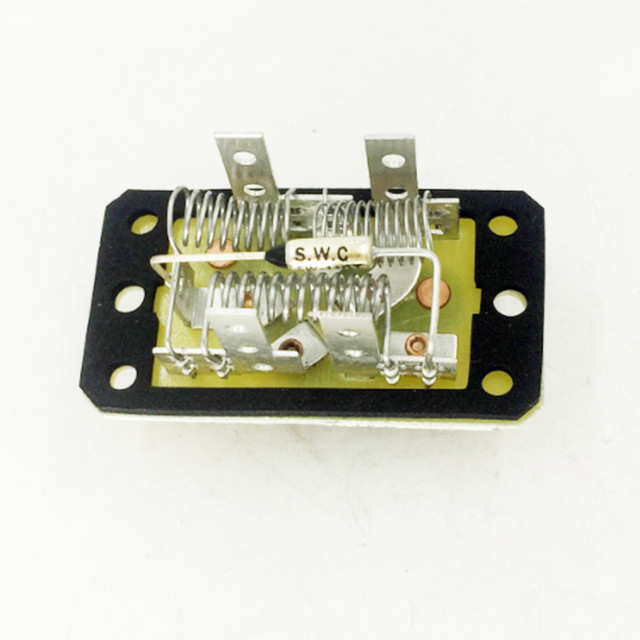 Us 12 33 15 Off Heater Blower Motor Resistor 4l3z 19a706 Aa 973015 For Ford Escape Excursion F150 Mustang Ranger Lincoln Mazda Mercury In