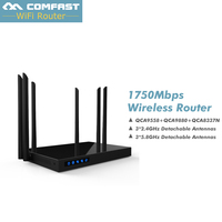 Comfast CF WR650AC 1750Mbps AC WIFI Router 2.4G+5.8G Enginering AC Manage router 1Wan 4Lan 802.11ac access point wi fi router