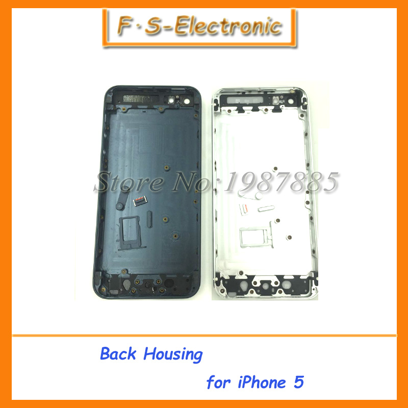 Free Shipping Replacement Part Chassis Middle Frame font b Housing b font Back Battery Cover Middle
