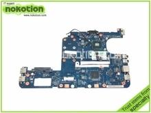 Good Tested Laptop motherboard for toshiba satellite NB255 K000106960 PAV10 LA-5123P N455 GMA 3150 DDR3 Intel Mother Board