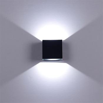 Feimefeiyou 6W lampada LED Aluminium 1