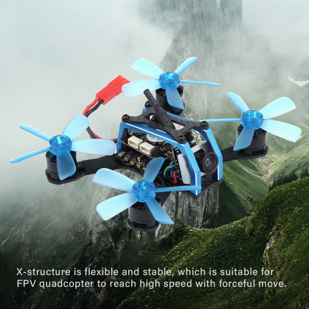 Parts & Accessories Self-Conscious Rc Parts For Transtec Aurora 2 Types 90mm Fpv Racing Quadcopter Drone Carbon Fiber Frame Kit Version/ Pnp Version Rc Accessory Profit Small Toys & Hobbies